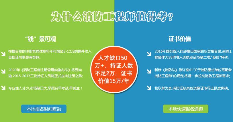 桂林一级消防工程师培训班哪个正规机构_怎么选择