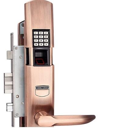 金山区密码锁指纹锁智能锁安装专卖店