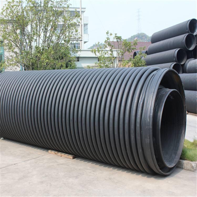 成都HDPE缠绕增强管厂家货源充足