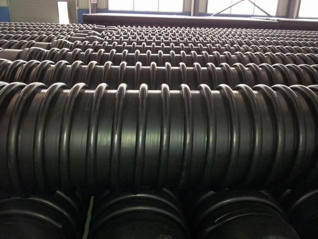 邵阳聚乙烯缠绕增强管厂家安装简便