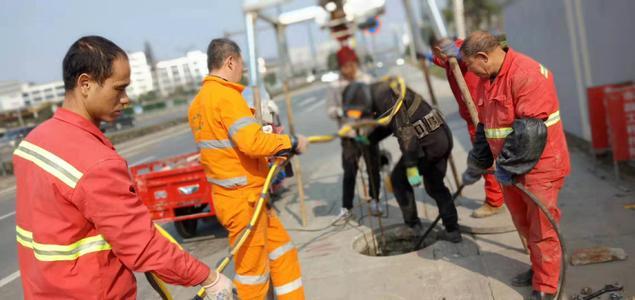 唐山丰南区专业管道疏通公司及排污管道疏通