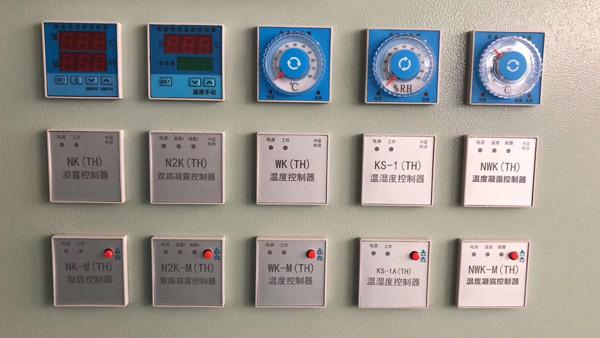 沾化ZWS-42(TH)数显凝露温湿度控制器点击查看