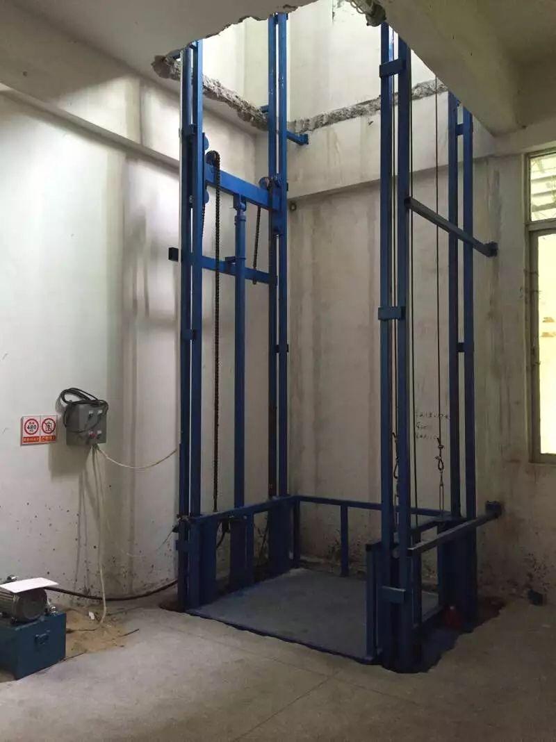 郑州四层升降货梯多少钱