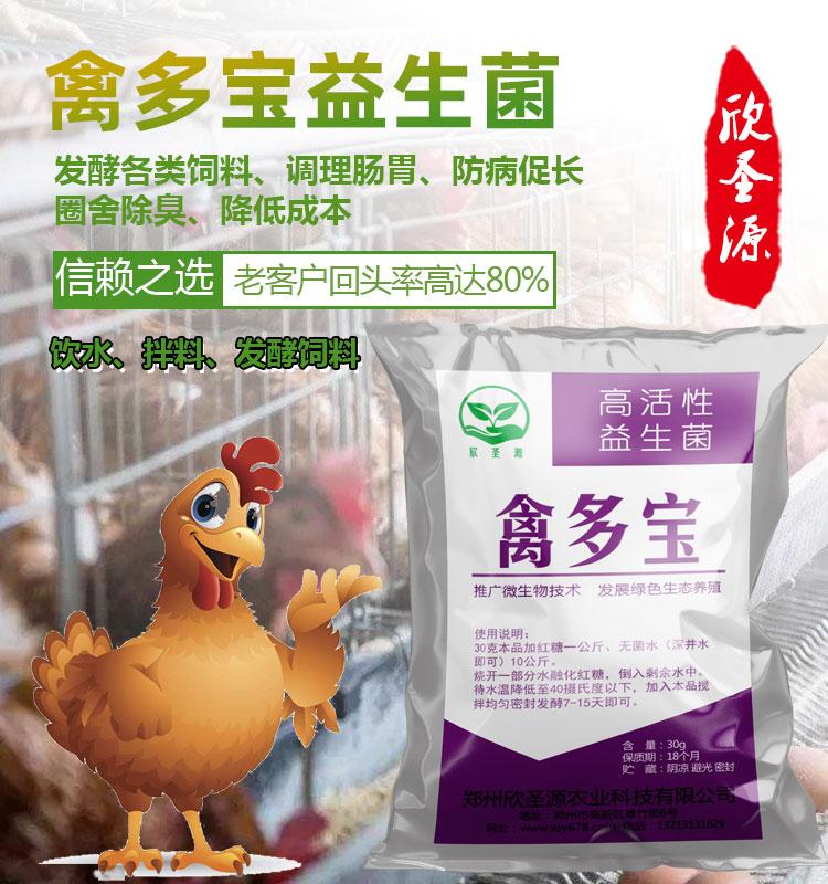 养鸡棚除臭气味的方法益生菌除臭零售价格