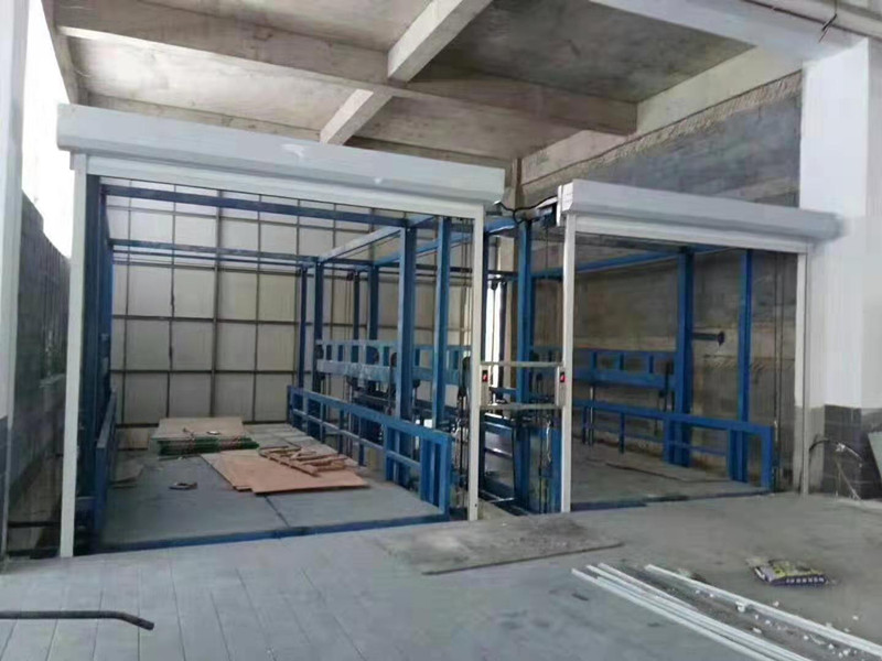 西双版纳导轨升降机+室外升降货梯可靠安全