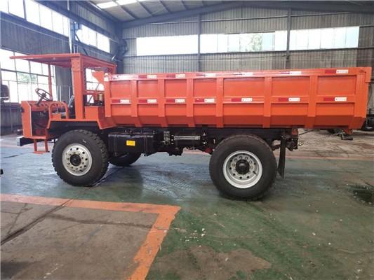 25吨矿山湿式制动运输车、矿山四不像车惠山