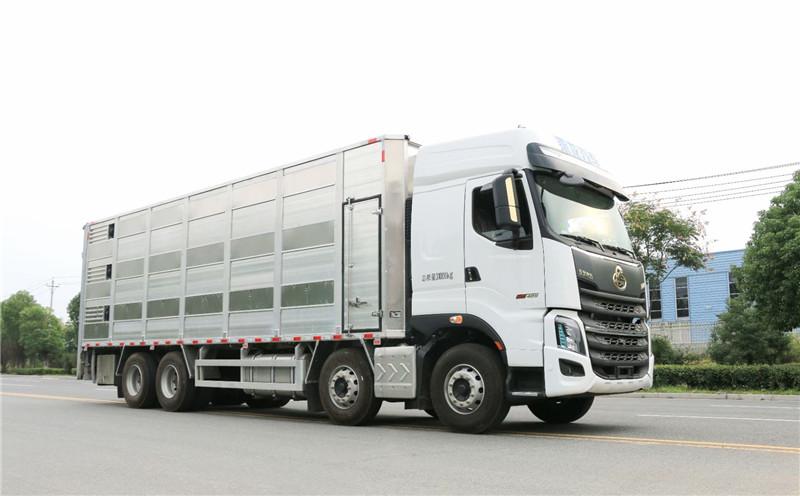 關注!國六排放拉豬運輸車要多少錢