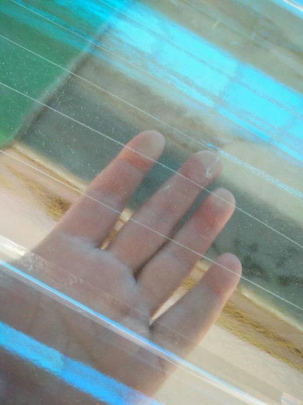 永城市一级阻燃树脂纤维增强波纹板厂家价格