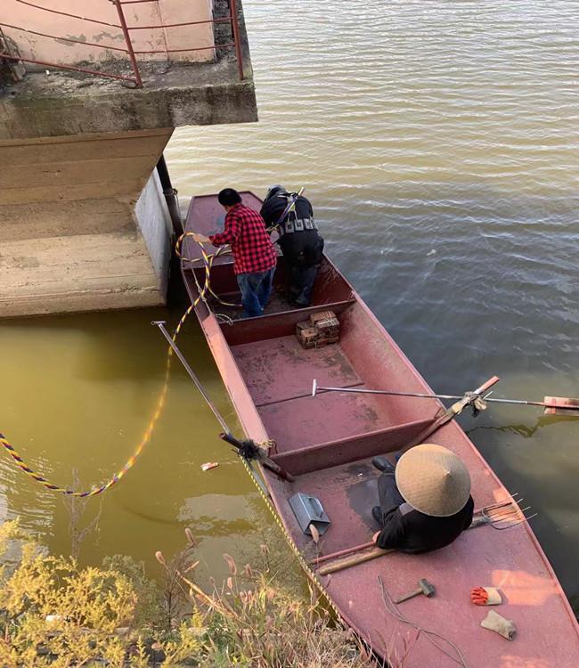 漳州市水下作业公司- 本地潜水服务机构