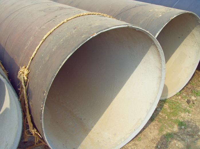 含山聚乙烯PE包覆直缝钢管