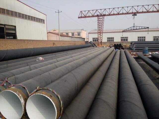 供水管道用三层聚乙烯防腐螺旋焊管诚信保证沅陵