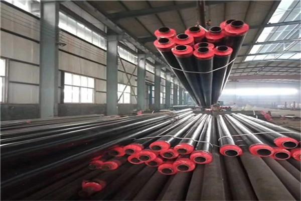 架空保温无缝钢管专业生产厂家安丘市架空保温无缝钢管