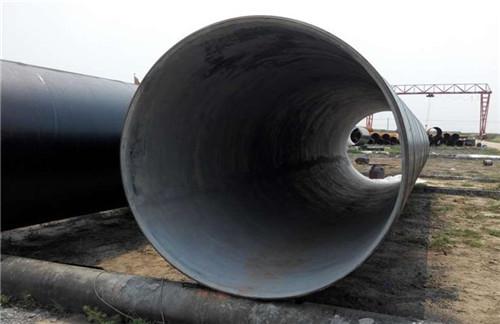 漯河双面埋弧焊螺旋钢管成品价