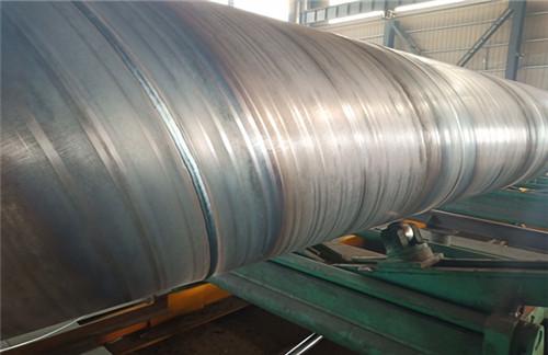 钢支柱用螺旋焊管AA/
