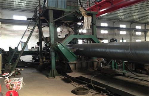 汕头钢支柱用螺旋焊管优惠价格