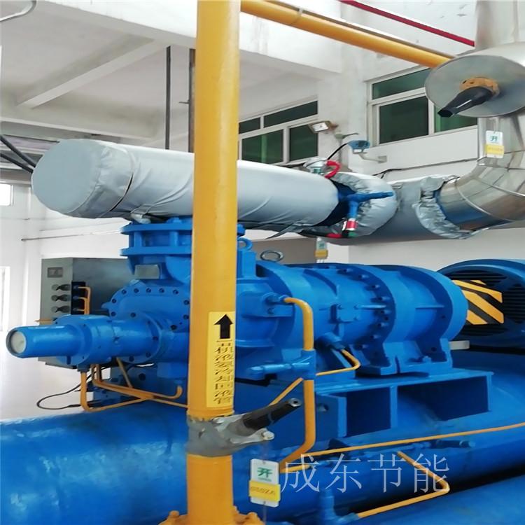 芜湖市:柔性可拆卸油脂厂设备隔热棉---行情_(成东节能)