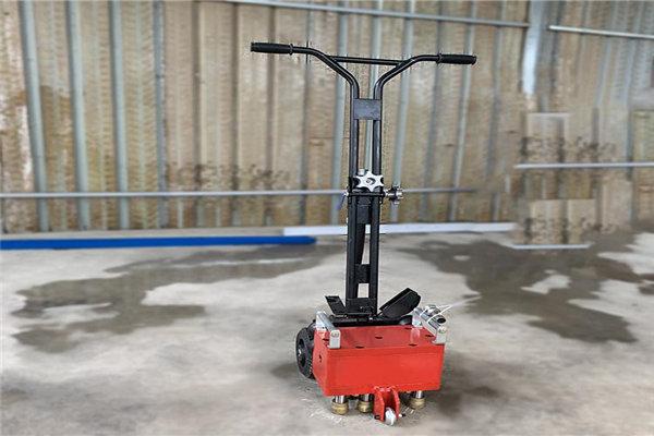 新闻:广东雷州 手推式凿毛机 手推式电动凿毛机 设备生产