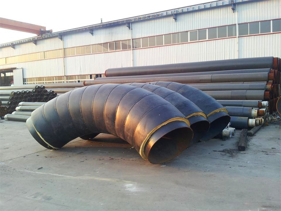 钢套钢外滑动蒸汽保温管制作工艺苍南