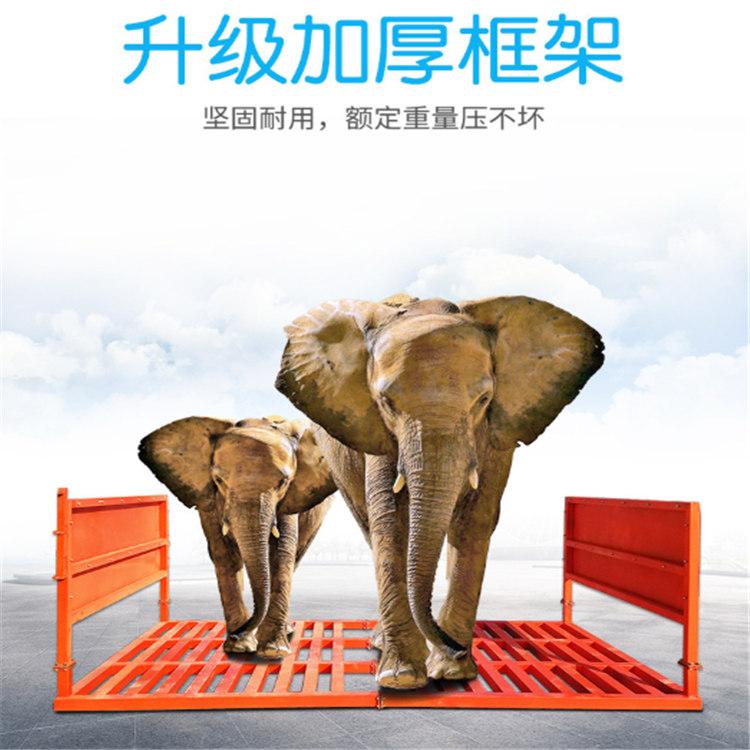 (今日)辽宁铁法100吨洗车台