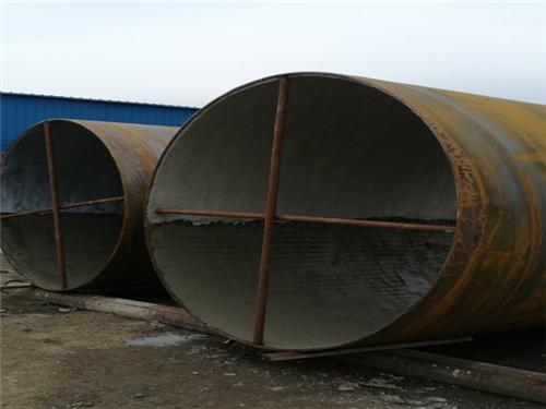 深圳光明新区供热用保温螺旋焊管全新价格