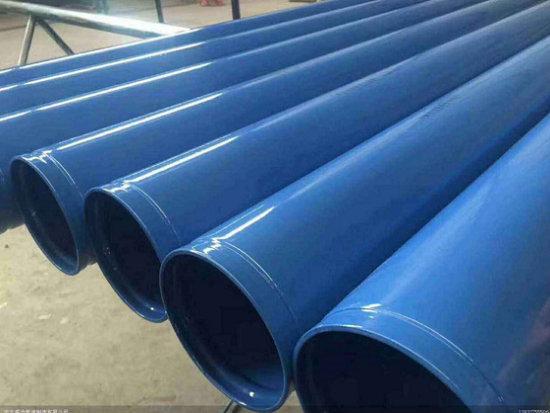 环氧树脂给水涂塑钢管今日报价江州—海舜管道