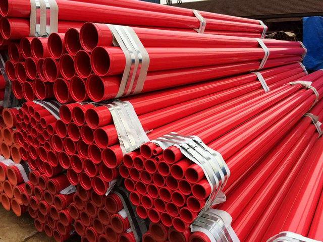 安义环氧涂塑钢管供货商