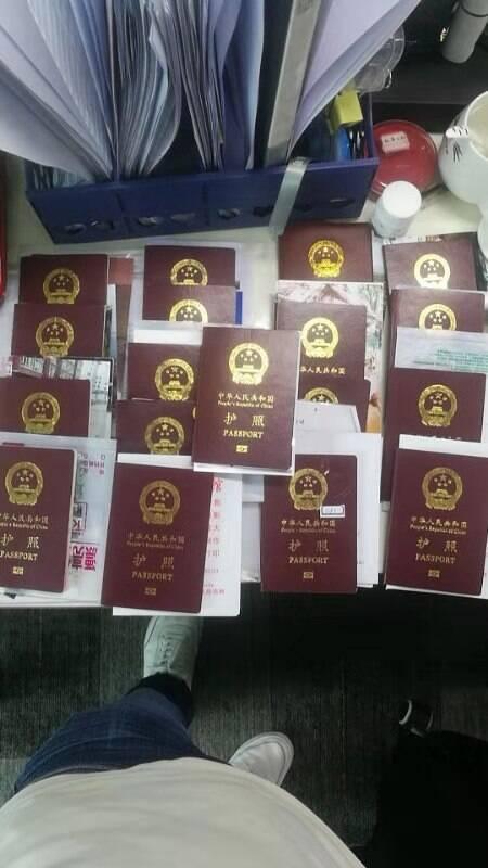 滨州市出国工作签证一般多少钱