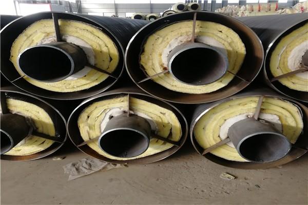 制造有限公司钢套钢直埋保温钢管郊区