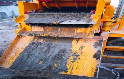 那曲盾构泥浆处理器价格
