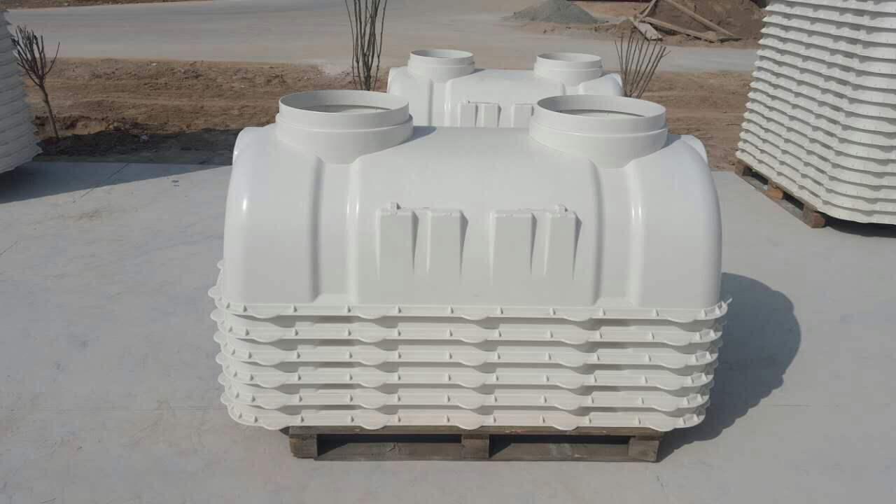 上饶旱改厕化粪池厂家排水