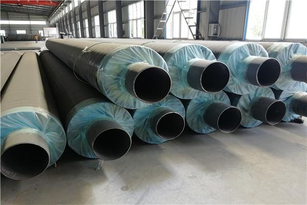 钢套钢硅酸铝复合保温管道制作工艺甘南