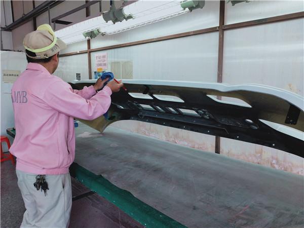 博罗吉林市那有修玻璃钢保险杠的【东莞雅日玻璃钢】