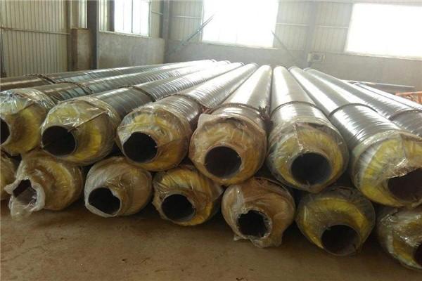 钢套钢内外滑动蒸汽保温钢管定做厂家余江