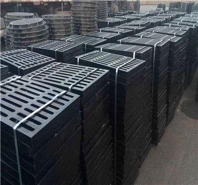 吉安吉州双层球墨铸铁井盖厂