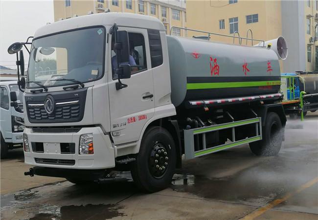 吉安市建筑施工12吨洒水车厂家供应