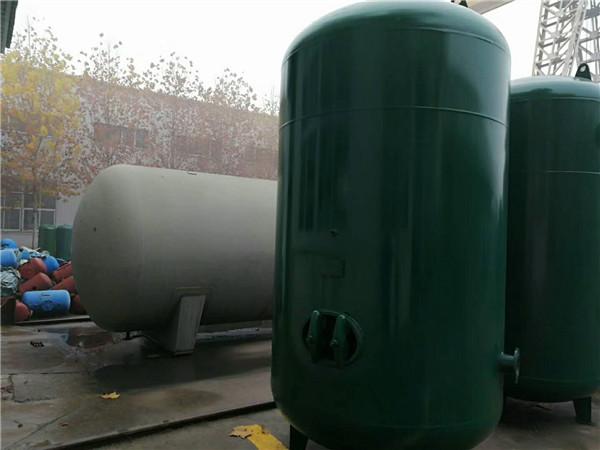 阳泉氧气罐生产厂家