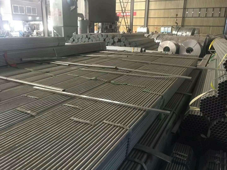 江西赣州Q355B镀锌钢管6分20现货供应价格优惠