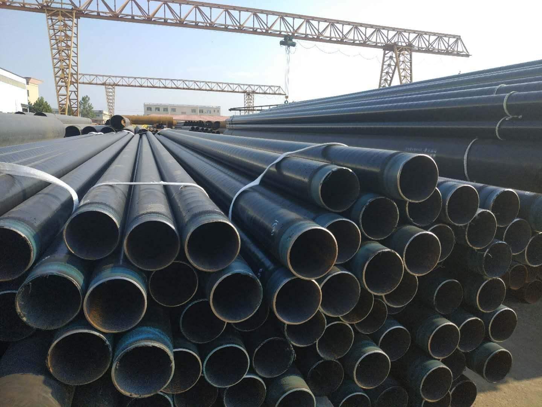 襄阳老河口石油管道用3PE防腐螺旋钢管详细解读