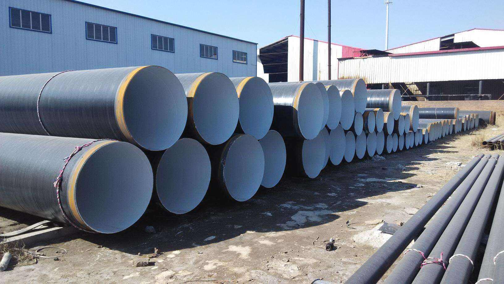 威信地埋三层结构聚乙烯防腐无缝钢管厂家