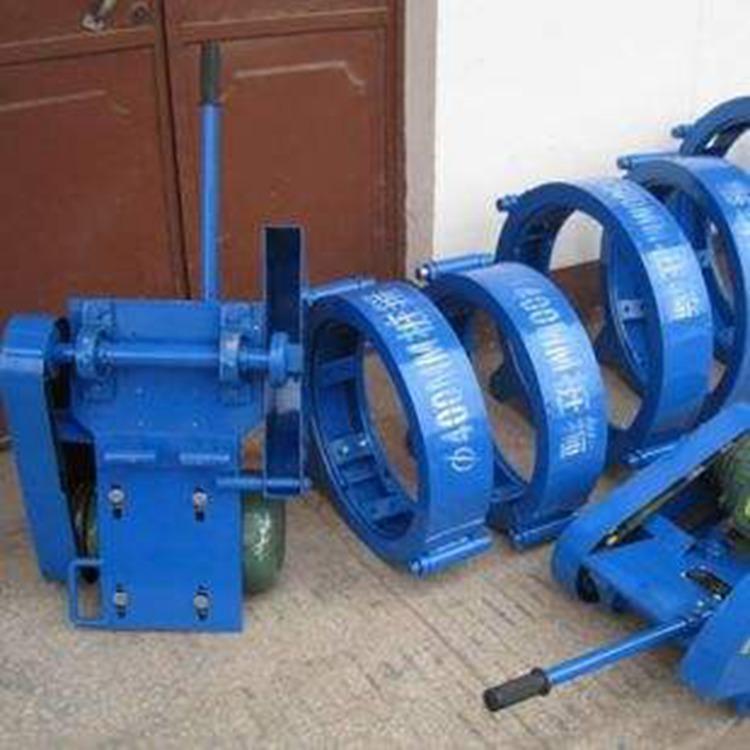 广安混凝土切桩机破桩机实心桩切桩机
