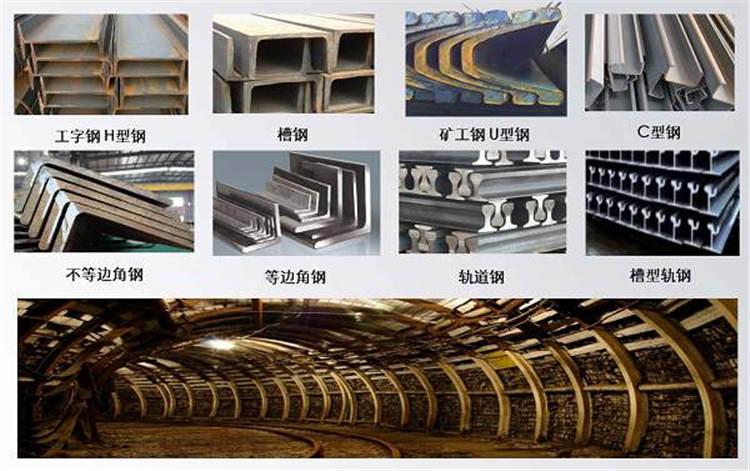 新疆工字钢冷弯机厂家 16号工字钢冷弯机专业生产厂家