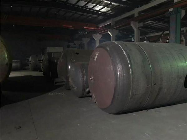 山阳申江牌储气罐生产厂家