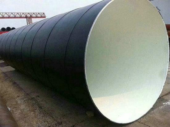 利州引水架空管线用377mm螺旋钢管哪有卖
