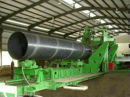 桐城小口径螺旋钢管实体厂家