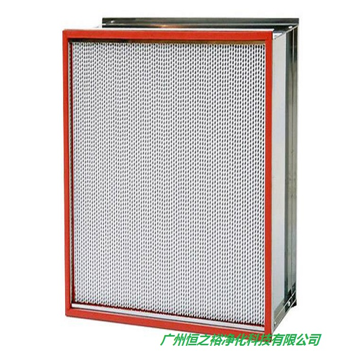 扬州涂布设备耐高温空气过滤器厂家