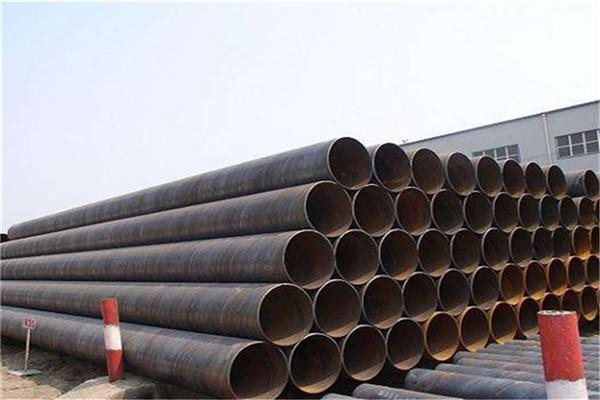 排水管道用螺旋钢管检尺含税多少钱丽水松阳