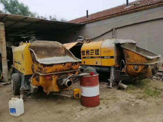 车载式混凝土泵优惠价格(七台河)