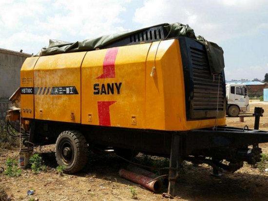 回收电话:8018柴油拖泵高价求购
