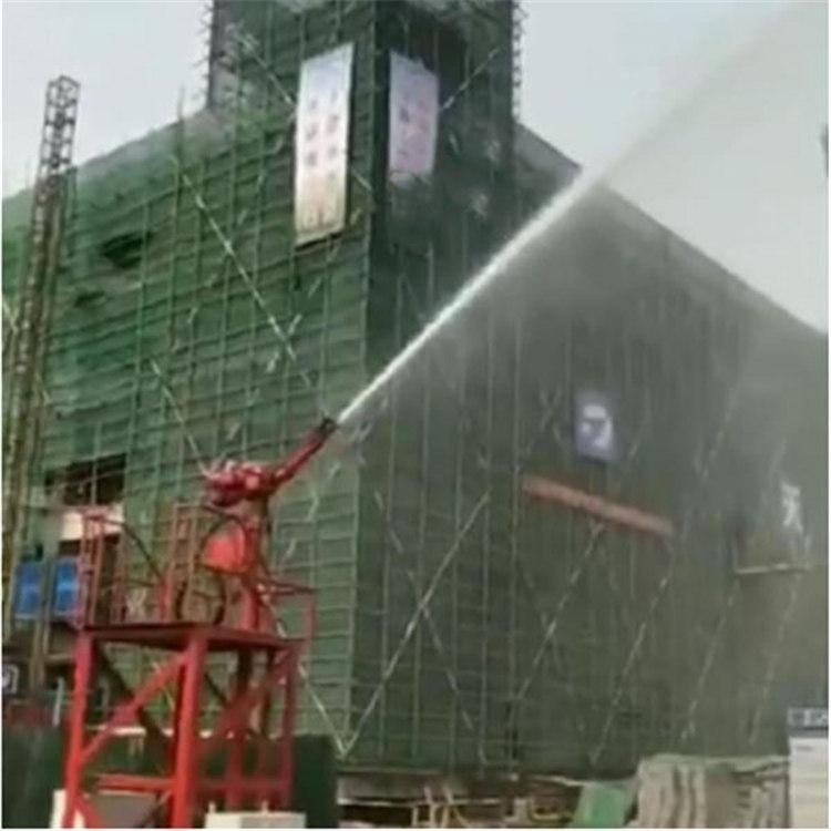 邛崃市工程除尘降温消防炮塔喷淋系统高邮市