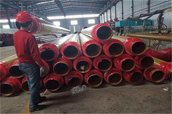 喀喇沁旗DN50聚氨酯发泡保温管供货厂商